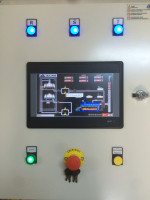 Instantaneous communication and visualization of boiler operating values & data.